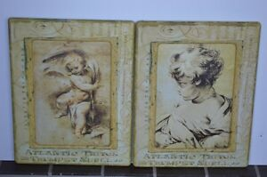 2 RUSTIC CHERUB FRAMED ART WORKS West Pennant Hills The Hills District Preview