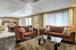 Luxury Walkout Basement in Bayview Hill
