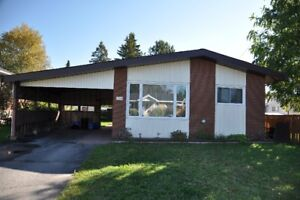 Open House 10-11:30 Oct.21  Solid brick bungalow. Great Location