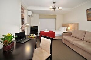 QUALITY GUESTHOUSE FURNISHED ACCOM - DISCOUNTED FOR SUMMER STAYS Melbourne CBD Melbourne City Preview