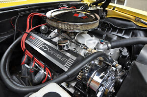 WANTED 502 BIG BLOCK CHEVY ENGINE
