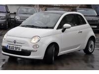 2012 Fiat 500 0.9 TwinAir Lounge (s/s) 3dr