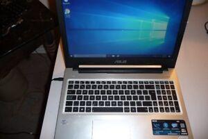 15.6 inch ASUS laptop notebook Windows 10