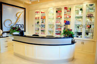 5 STAR Spa looking for Experienced Full-Time Esthetician
