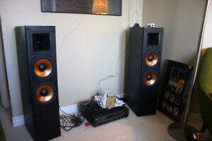 Klipsch Reference RF-3 Speakers