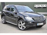 2008 Mercedes-Benz M Class 3.0 ML320 CDI Edition 10 7G-Tronic 5dr