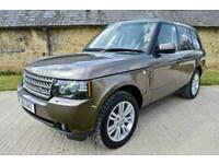 2011 Land Rover Range Rover 4.4 TDV8 VOGUE Auto Estate Diesel Automatic