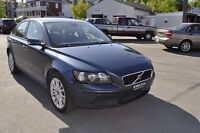 2006 Volvo S40 2.4L Sedan, E-Certified, Finance Available.