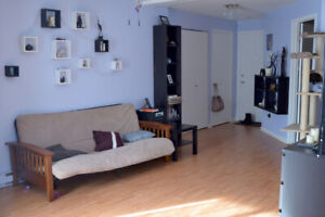 Condo 3 1/2 fully equipped (Sunnybrooke Train Station)