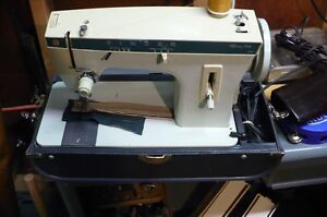 Singer Sewing Machine - Tuned Up & Ready