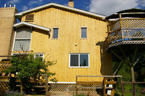Log & Wood Home Restoration and Soda Blasting Services