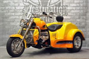 2007 Boss Hoss '32 Coupe Trike - ONLY 8800 km!