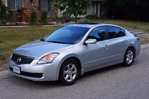 2008 Nissan Altima SL Sedan