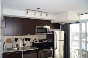 1 bedroom furnished apartment at Liberty Village from July 1