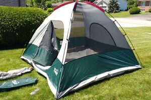 Three person tent by TREKK