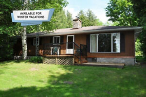 Balsam Lake - South Bay Getaway
