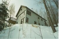 Chalet 5 minutes from ski hill