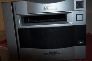 Nikon LS-800 ED Film Scanner