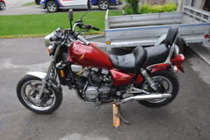 1985 Magna VF750C V45 with ONLY 23,000km