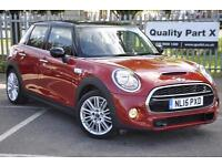 2015 MINI Hatch 2.0 Cooper S Sport Auto 5dr (start/stop)