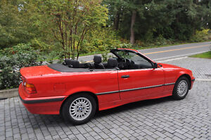 1994 BMW 3-Series 318i Cabriolet