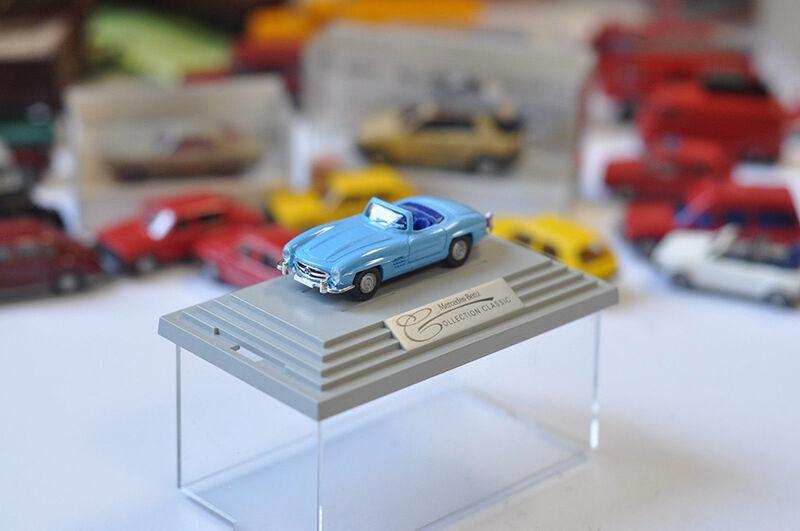 Wie kann man den Wert von Wiking Modellautos feststellen?
