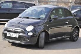 2013 Fiat 500 1.2 S Dualogic (s/s) 3dr