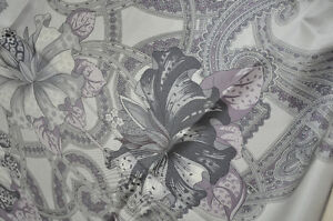 silk scarf - Frey Como - made in Italy Peterborough Peterborough Area image 2