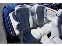 2004 MERCEDES CLK CLK200 KOMPRESSOR ELEGANCE 1.8 PETROL AUTO CONVERTIBLE CONVERT