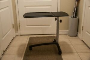 computer table or bedside table