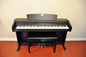 Orange Digital Piano for Sale!