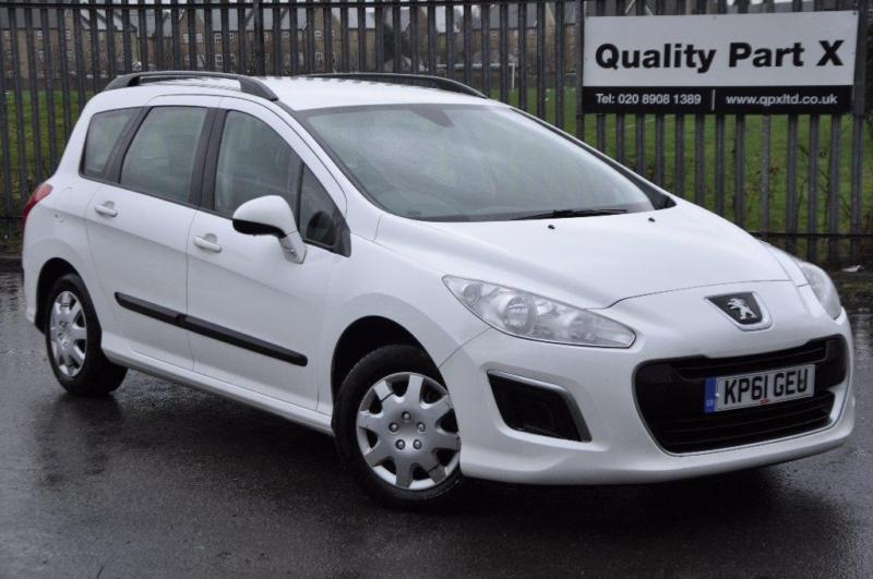 2012 peugeot 308 sw 1 6 hdi fap access 5dr in harrow. Black Bedroom Furniture Sets. Home Design Ideas