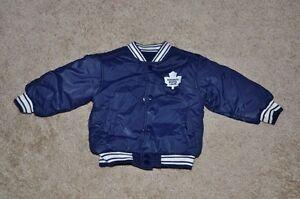 Maple Leafs winter coat