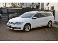 2013 VOLKSWAGEN PASSAT HIGHLINE 2.0 TDI BLUE CANDY WHITE FVSH