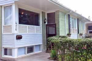 Two Br Bsmt Apt with Separate  Entrance ( Bayview/ Major Mac)