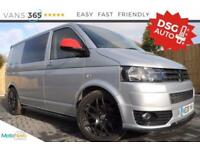 VW Transporter DAY VAN T5.1 FACELIFT CONVERSION T30 SWB TDI DSG AUTO BETTER 2.5T