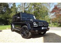 2011 Mercedes-Benz G 350 CDI BLUETEC AUTO 7-G 4X4 DIESEL G WAGON 37K FMBSH RHD
