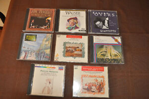CDs - Classical Music - NEW PRICE