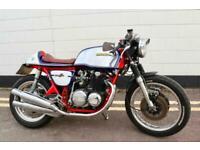 1974 Honda Cb500 Four Cafe Racer