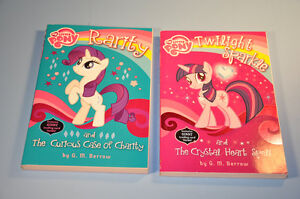 My Little Pony MLP Children Chapter Books