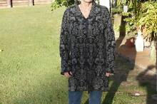 Ladies cardigan style coat.Size medium (10-12) Wellington Point Redland Area Preview