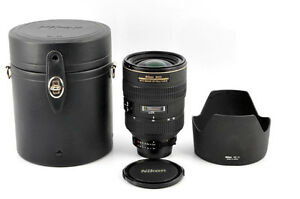 Nikon 28-70, 2.8 lens in perfect condition.