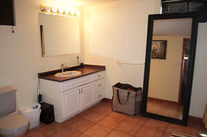 All inclusive, private, stylish and clean 2 BRD apartment!