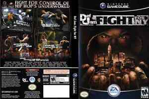 Def Jam Fight For New York (GameCube)