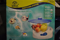 Chemical free Cleaning System. Lotus.$25