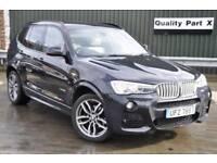 2015 BMW X3 3.0 35d M Sport xDrive 5dr
