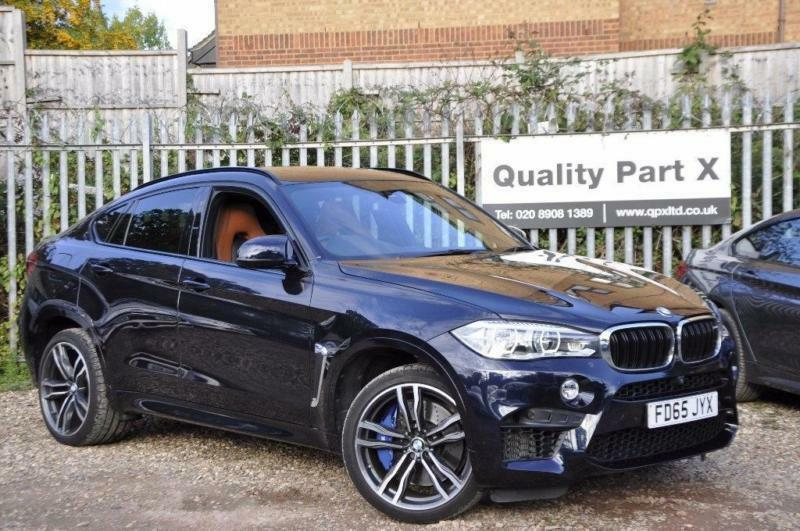 2015 BMW X6M 4.4 M Steptronic 4x4 5dr