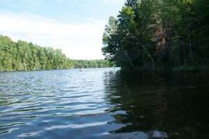 Log cottage/home on beautiful lake 30 minutes to Mont Tremblant West Island Greater Montréal image 5