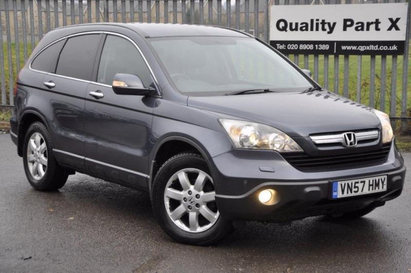 2007 honda cr v 2 2 i cdti es station wagon 5dr in wembley london gumtree. Black Bedroom Furniture Sets. Home Design Ideas