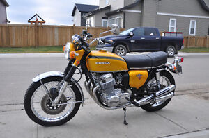 1971 CB750 K1 restored collector flawless